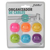 Organizador de Cables Colores