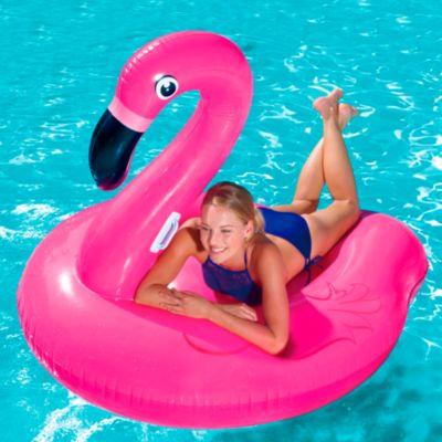 Flamingo inflable jumbo for Juego terraza jumbo