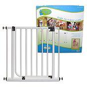 Puerta de seguridad niños 73 a 82cm