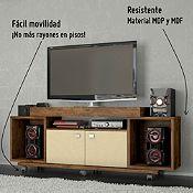 Mesa de TV Cedro - 55