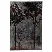 Canvas árboles en óleo 60x90