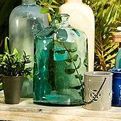 Botella de vidrio 4L