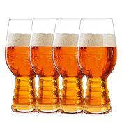 Vasos de cristal para cerveza Ipa 540 ml set x4