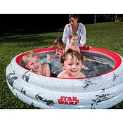(Antes S/29.9) Piscina infable Star Wars 30cm