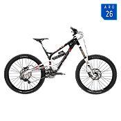 Bicicleta Newton 26 negra Aro 26''