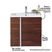 Mueble Vanitorio Onix 60x45x56.5cm