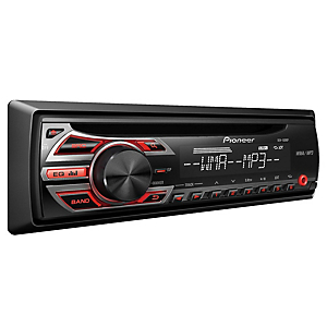 Radio CD / Aux Frontal DEH-150MP