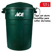 Basurero 121L Verde