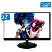 Monitor I2269VWM-BK 21.5''
