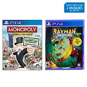 2 Pack - Monopoly + Rayman Legends