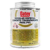 Cemento PVC / CPVC Regular 8 oz Dorado