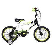 Bicicleta Monarette Coyote Aro 16'' Negro Verde