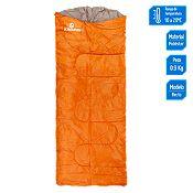 Bolsa de dormir con cabezal 180x75 cm