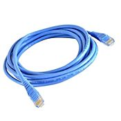 Patchcord 3 m CAT-5E Azul