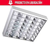 Equipo Fluorescente 20 W Adosable