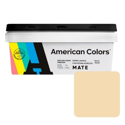 L tex marfil mate 1gl - Pintura color marfil ...