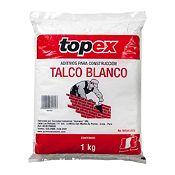 Talco Blanco Bolsa 1 kg
