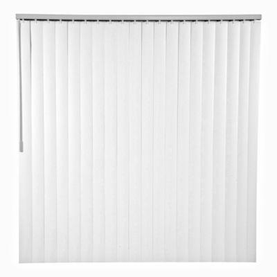 Persiana vertical blanco for Jardin vertical sodimac