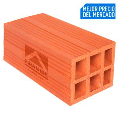 Ladrillo pandereta acanalado for Precio de ladrillos