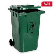 Contenedor de plástico 240 L