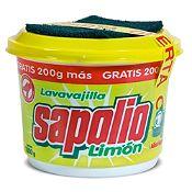 Lavavajilla pote limón 1000 gr