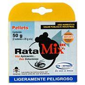 Raticida pellets 50 gr