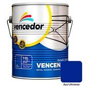 Esmalte sintético Vencenamel azul ultramar 1 gl