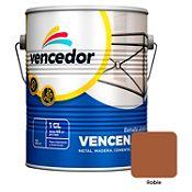 Esmalte sintético Vencenamel roble 1 gl