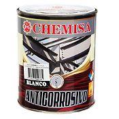 Pintura anticorrosiva blanca 1/4 gl