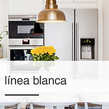 Línea Blanca y Electrodomésticos