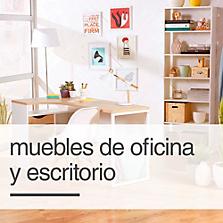 Muebles para sala dormitorio y oficina sodimac for Sillas de escritorio sodimac