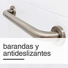 Seguridad para baños