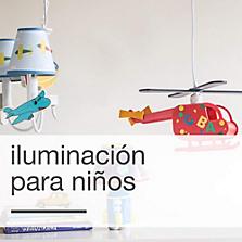 Iluminación para Niños
