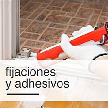 Fijaciones y Adhesivos