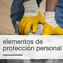 Elementos de Protección Personal (EPP)
