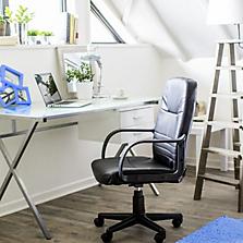 Trabaja con estilo en tu oficina sodimac for Sillas de oficina peru
