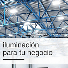 Iluminaci�n Comercial