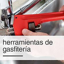 Herramientas de Gasfitería