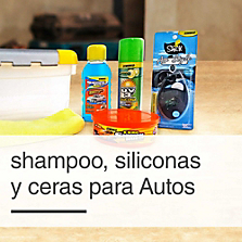 Limpieza para Automóviles