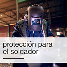 Protección para el Soldador