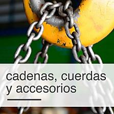 Amarres y accesorios