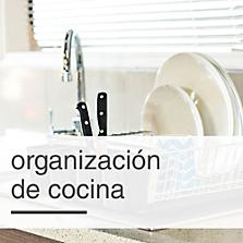 Organizadores para Cocina