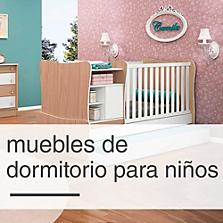 muebles para niños: espacios para los pequeños | sodimac - Muebles Para Habitaciones De Ninos