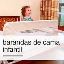 Barandas de Cama infantil