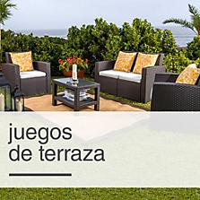 juegos de terraza