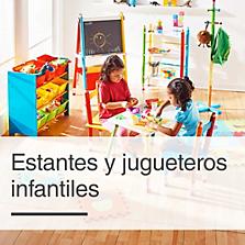 estantes para nios