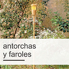 Antorchas y Candelabros