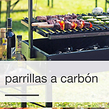 Parrillas a Carbón