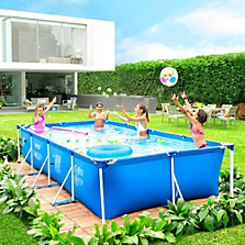 Piscinas sodimac for Piscina estructural intex