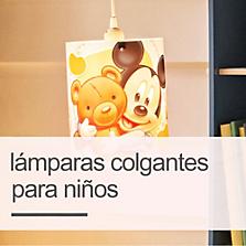 Lámparas Colgantes para niños